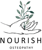 Nourish Osteopathy logo